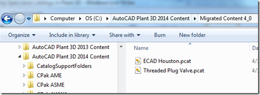 AutoCAD Plant 3D – Process Design, from the Outside